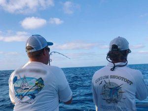 Two Man Fishing