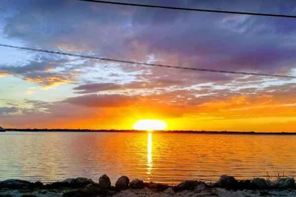 Ross Witham Beach Sunset
